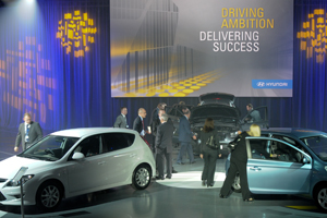 Hyundai's UK conference