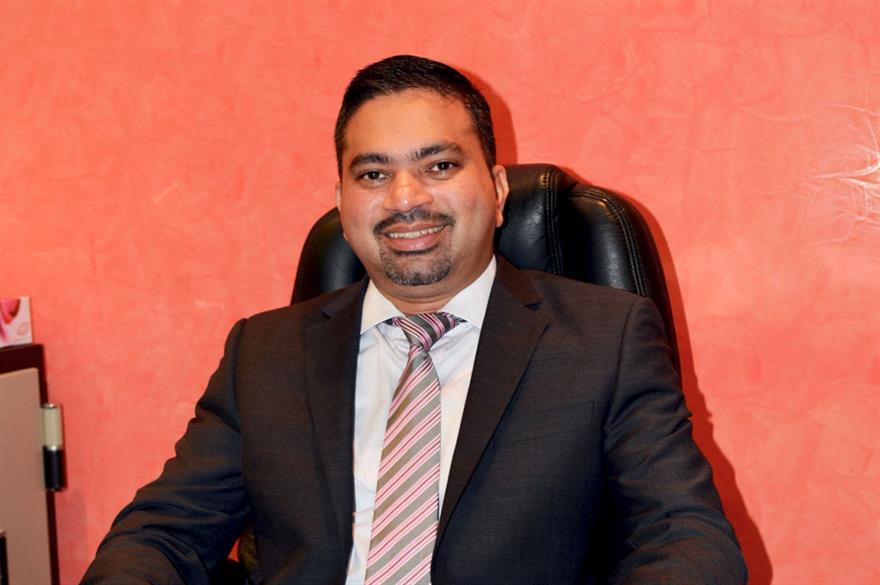 Angelo Fernandes, managing director at 1001 Events