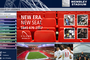 Wembley Stadium recruits Lindsey Ford