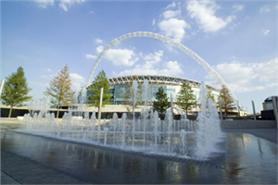 Wembley Stadium bookings up 28% in 2010