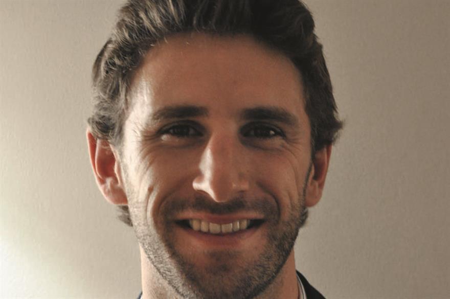 Elliott Grant of The Black Tomato Agency