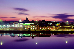 Londonderry: one of C&IT's top five destinations in the spotlight in 2010