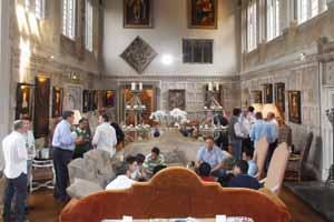 SPP Pumps picks historic venue for team meeting