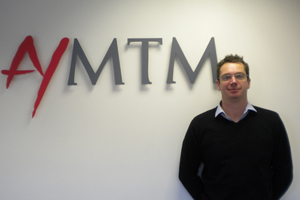 AYMTM appoints Graham James