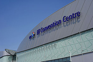 BT Convention Centre Liverpool: wins bid to host Labour Party 2011 conference