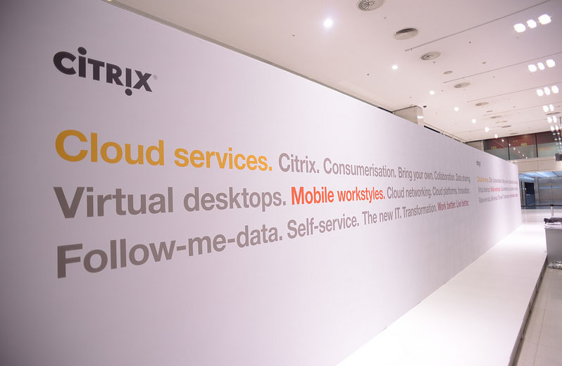Citrix is moving its Synergy event to London from Barcelona