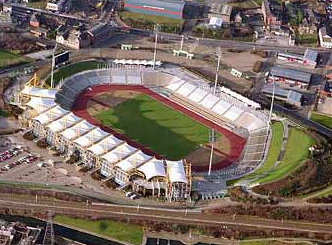 Don Valley Stadium to host BUCS competition