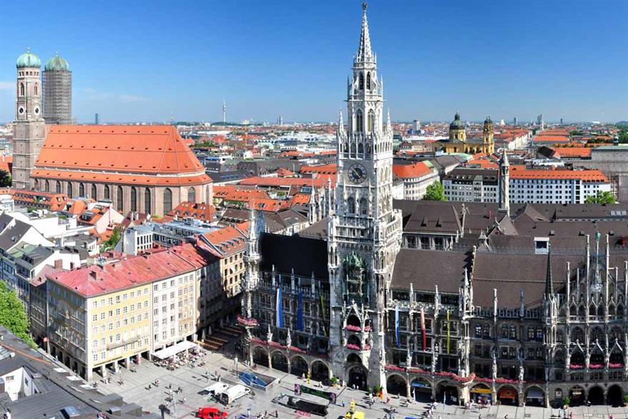 Aloft will open in Munich in 2015