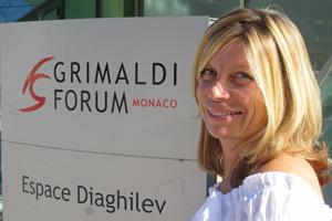 Grimaldi Forum appoints Francoise Rossi