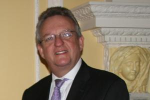 Carepar creator Peter Ducker
