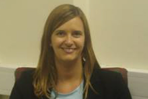 Vanessa Rew is sales and marketing director at Marriott Marble Arch