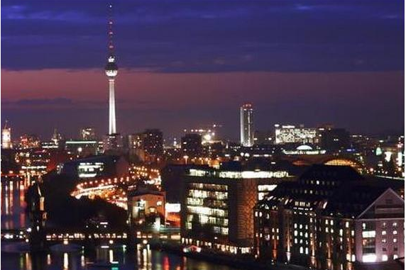 Berlin increases business travellers
