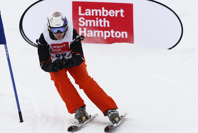 Lambert Smith Hampton's annual Ski Challenge is in its 27th year