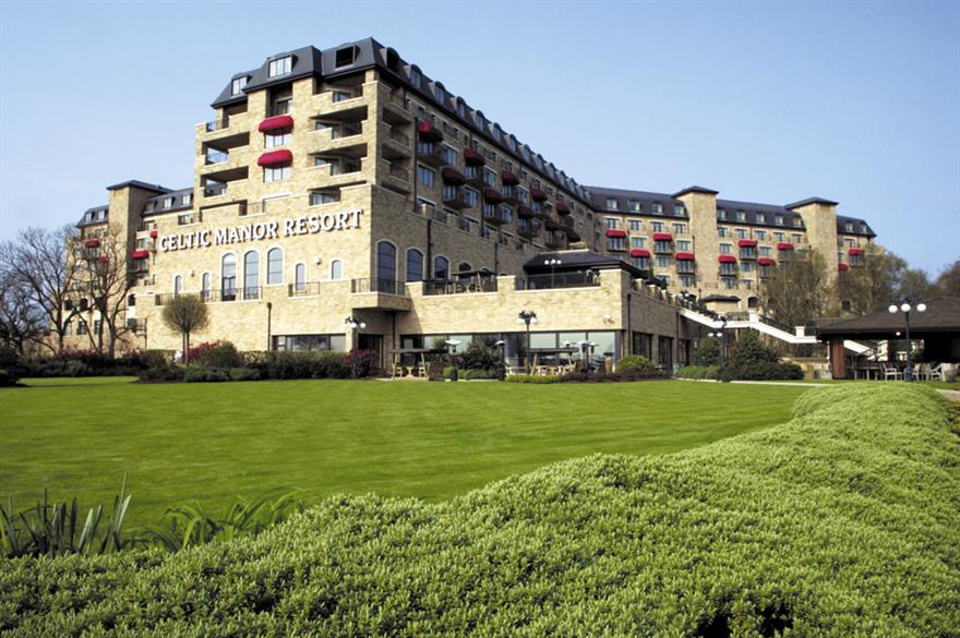 Celtic Manor: Welsh Government backs plan for international conference centre