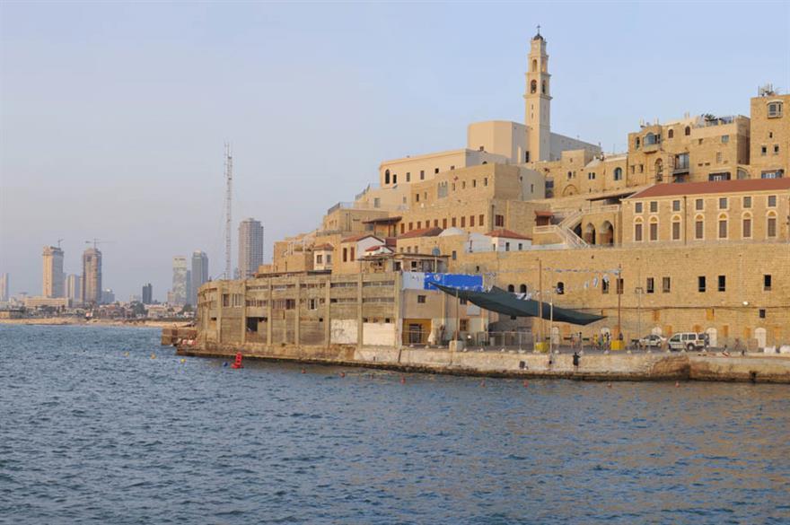 Jaffa port, Tel Aviv, Israel