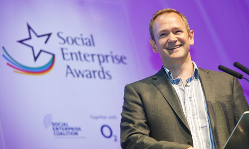 Social Enterprise UK wants to develop its annual awards