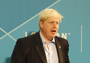 Boris Johnson on 2012 legacy
