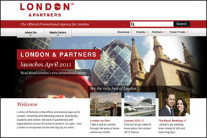 London & Partners appoints CEO