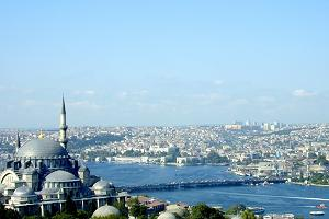 Istanbul will get a new convention centre in 2011