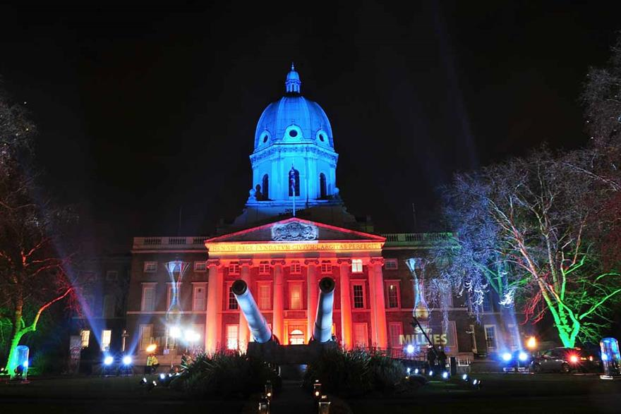 ESC Events will deliver The Sun Military Awards at the Imperial War Museum for the fifth year