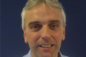 BSI group managing director Trevor Elswood