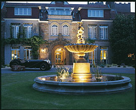 Longueville Manor scoops Relais & Châteaux CSR award for New Leaf campaign