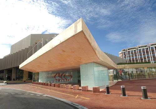 Geneva's International Conference Centre