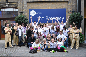 Canon attends London City Selection fam weekend