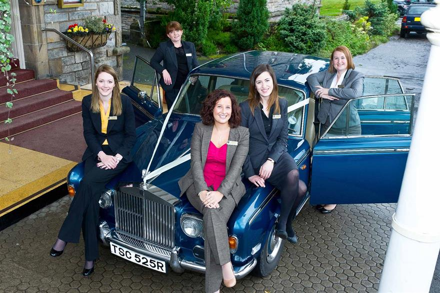 Atholl Palace Hotel launches corporate events team