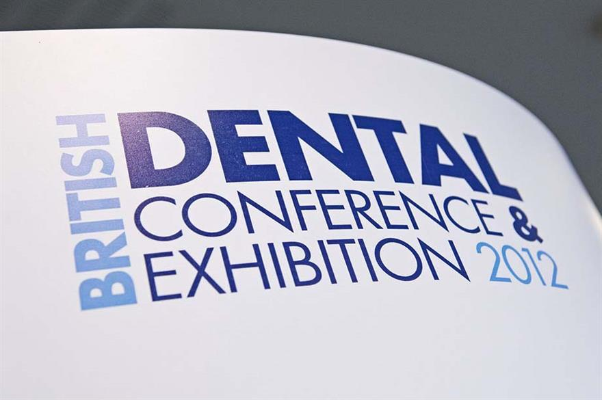The British Dental Association's 2013 conference is taking place at Excel