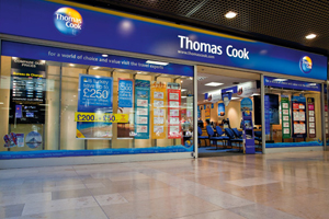 Thomas Cook to close 200 stores