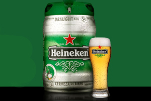 Heineken appoints Iris to run Uefa events