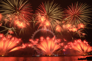 Jack Morton appointed to produce New Year's Eve fireworks spectacle