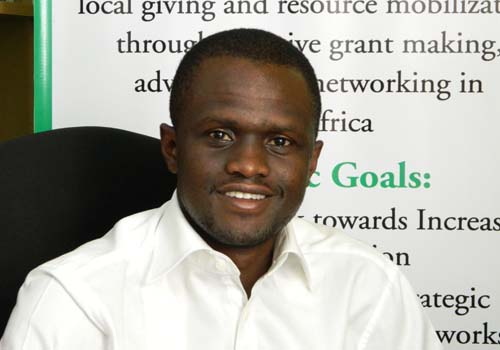 Nicanor Sabula is the interim president of Africa's first association management body