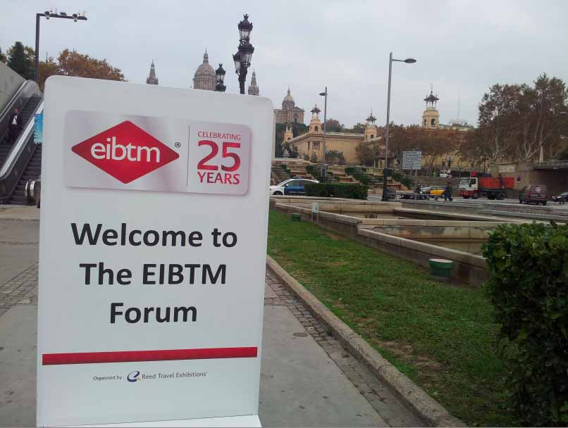 EIBTM Forum kicks off the 25th year of the show
