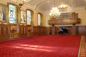Chester Boyd and It's The Agency win Clothworkers' Hall contract