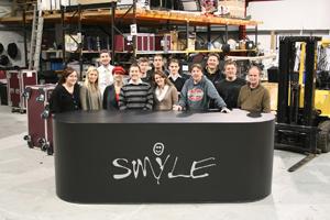 Smyle stars in C&IT Cribs