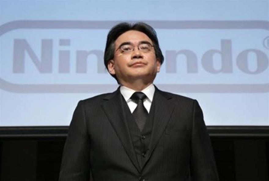 Satoru Iwata, Nintendo CEO