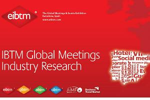 IBTM Global Meetings Industry Research is being shared at EIBTM´s hybrid conference on 28 November