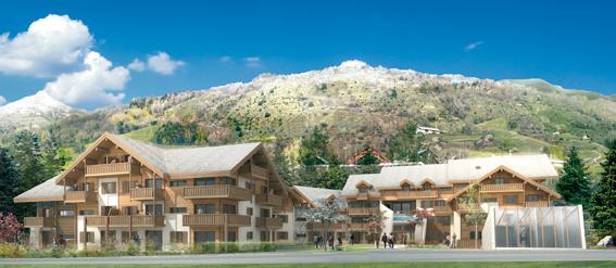 Best Western Premier Chantemerle: Serre Chevalier's first four-star deluxe hotel