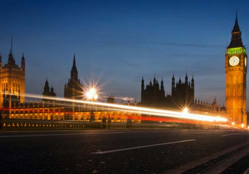 Association event planners in the US favour London