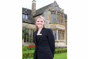 Erika Steward joins Ellenborough Park