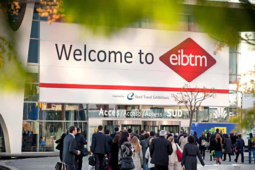 EIBTM included educational sessions