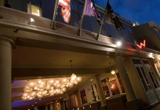 W New Orleans French Quarter invests £5.6m in renovation