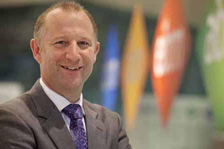 EIBTM exhibition director Graeme Barnett is positive for 2013