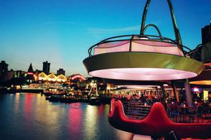 Eurofinance picks Singapore's Raffles for conference