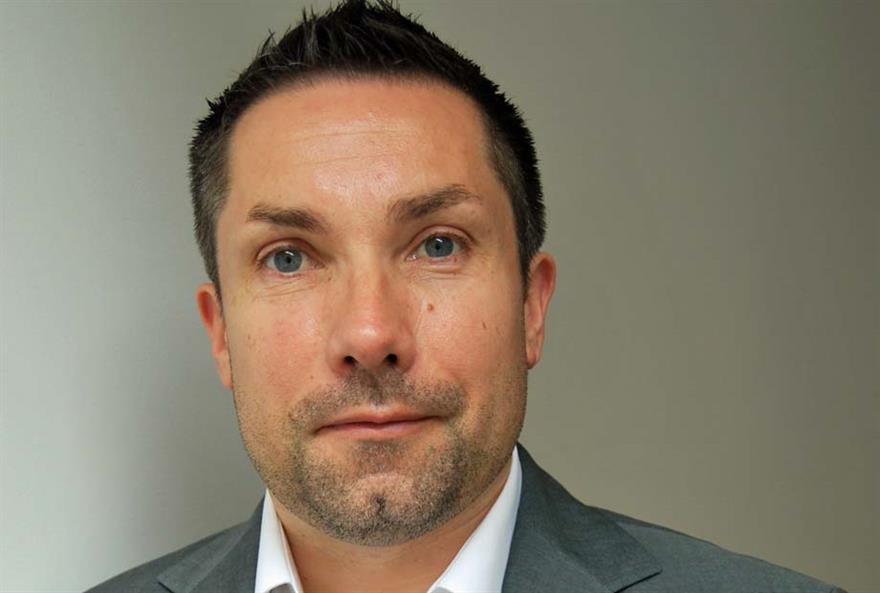 Mark Searle, EMEA sales manager for Pacific World