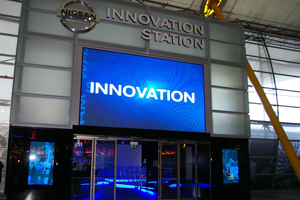 Lodestar recruits will work on activity at the Nissan Innovation Station at the O2