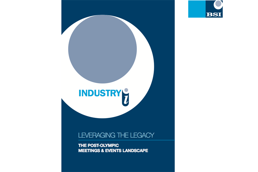 Leveraging the Legacy: BSI's new report on London 2012