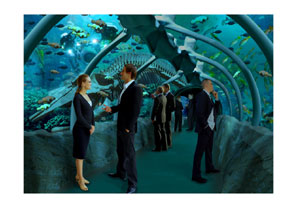 Sea Life London Aquarium: relaunches in March